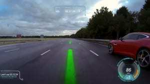 Augmented reality windshield concept among Jaguar's projects