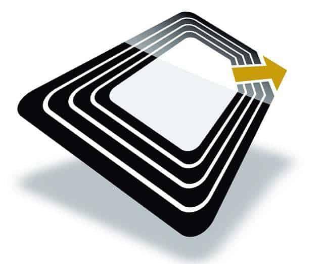 nfc technology chip