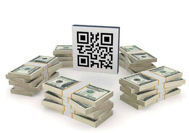 payment qr codes mobile