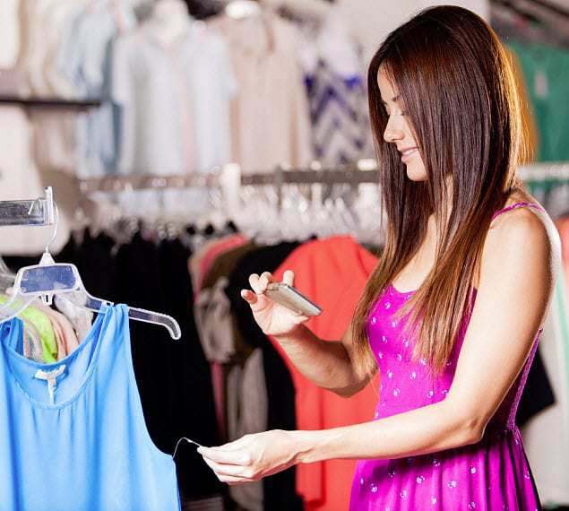 mobile payments app shopping