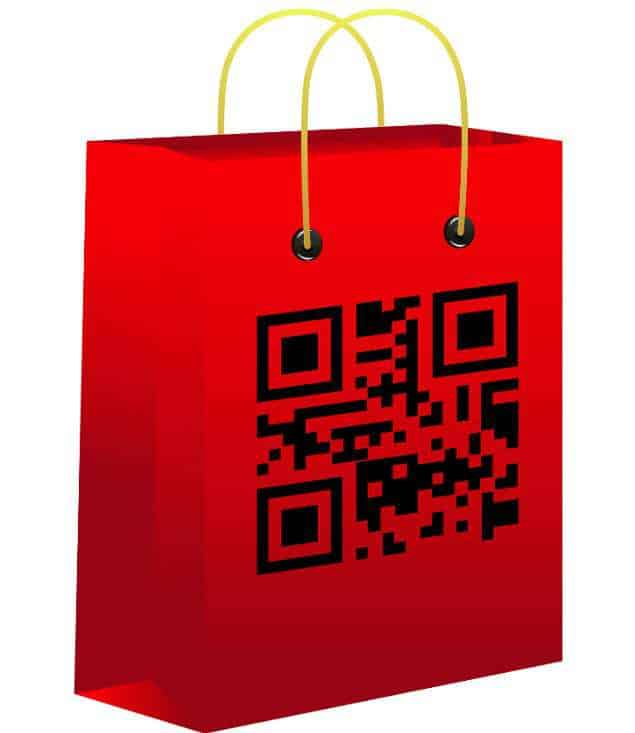 qr code feature shopping