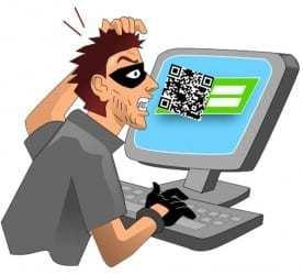 QR codes at Verizon may replace login names and passwords