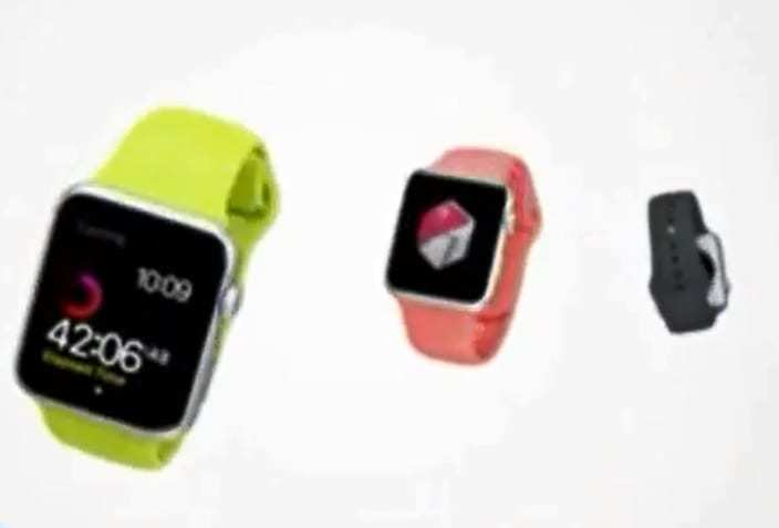 Apple Watch - iwatch - itime wearable technology