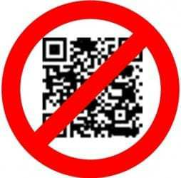 QR Code Detective: When don't you want to use a barcode?