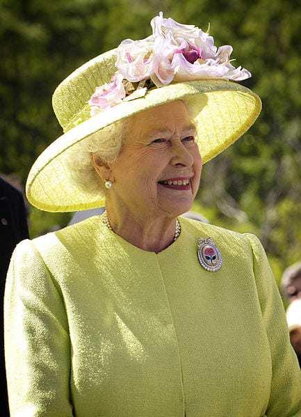 Queen Elizabeth II mobile technology