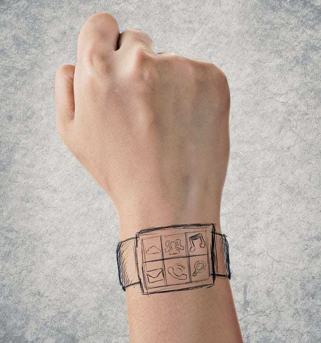 watch smartwatch wearable technology