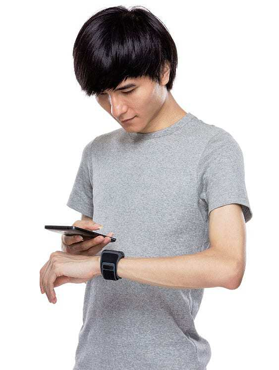 wearable technology watch mobile commerce