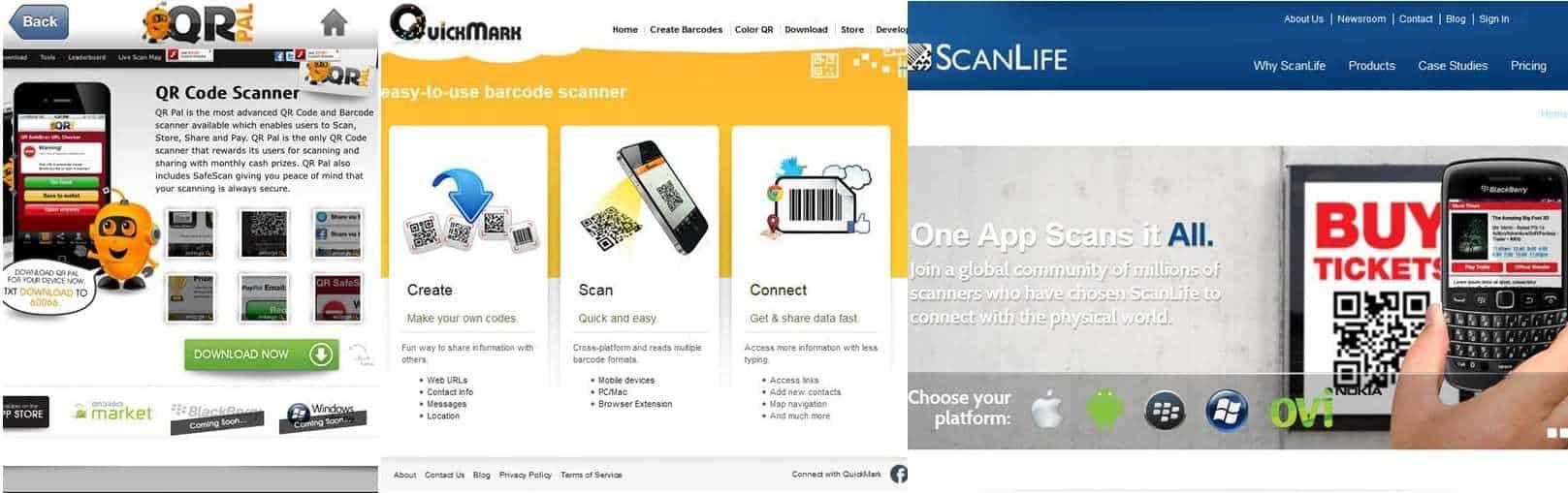 QR code detective - scanners