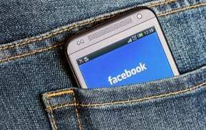 Mobile commerce is getting bigger on Facebook pages