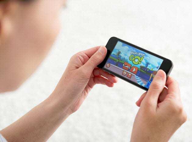 mobile games revenues
