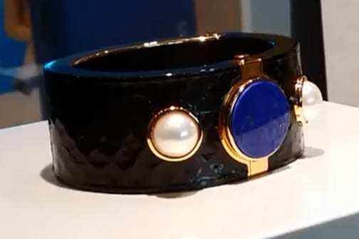 Intel MICA wearable technology bracelet