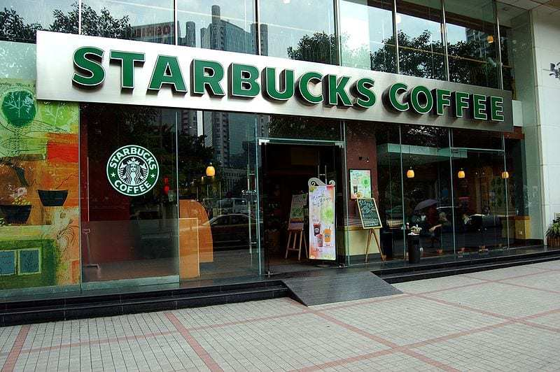 Starbucks mobile payments popularity