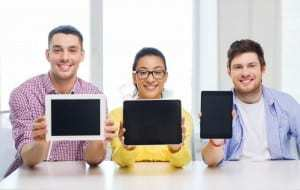 Mobile technology trends are often driven by employees
