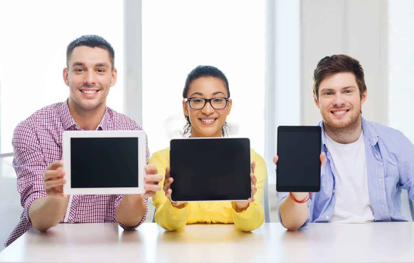 education, mobile technology adoption, business, startup and office