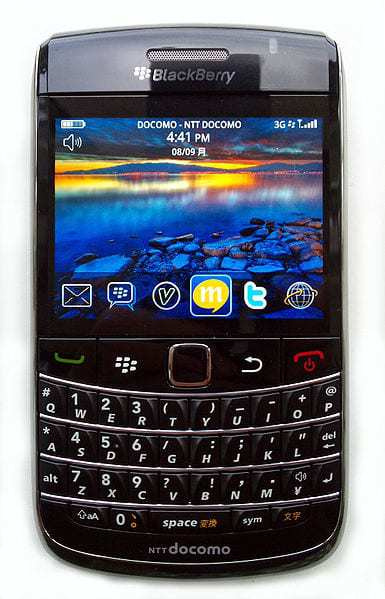 blackberry bold - similar to BlackBerry Classic Q20