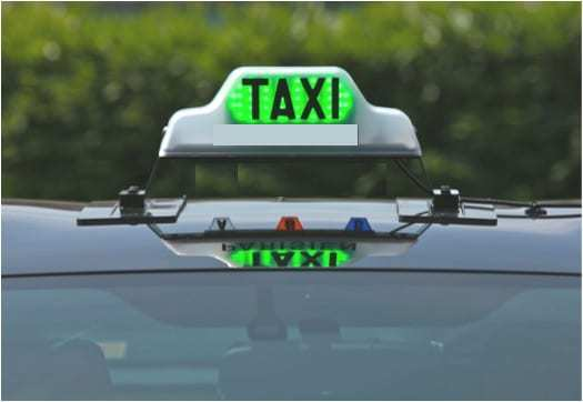 taxi Octopus qr code tracking