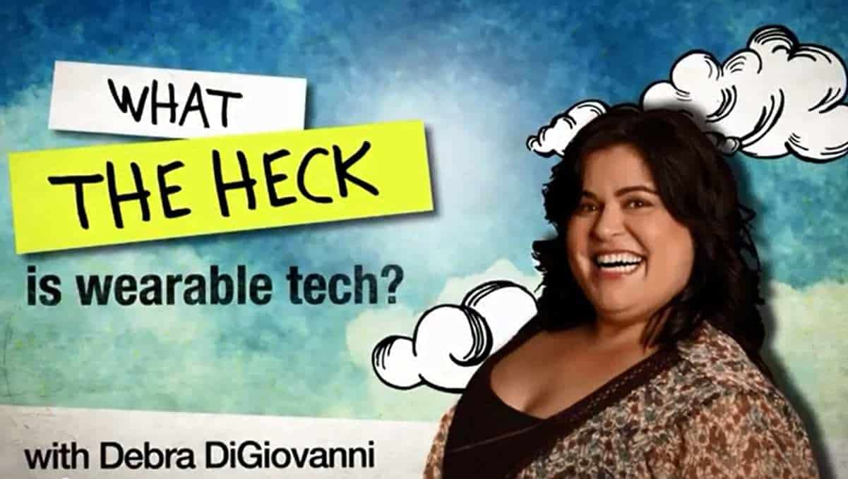 wearable technology debra digiovanni best buy