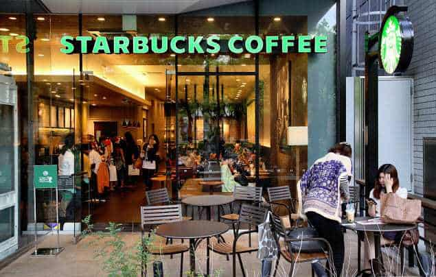 Mobile commerce strategy launched by Starbucks across the UK