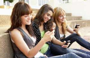 teens social media mobile ad reach marketing