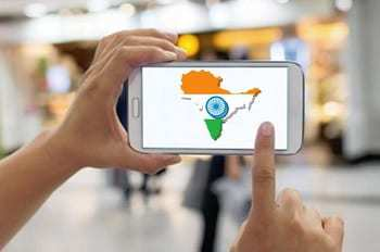 India mobile payments take off as large bank notes disappear