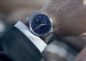 First smartwatch from Huawei unveiled at MWC