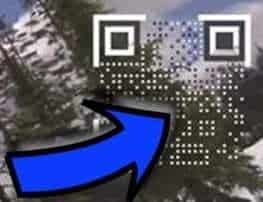 QR codes are going transparent