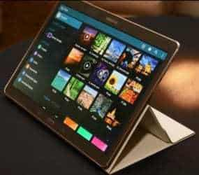 SecuTABLET unveiled in partnership among BlackBerry, IBM, and Samsung
