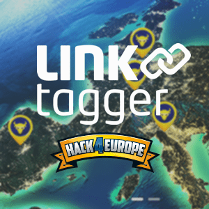 Linktagger hack4europe ibeacon