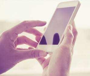 iphone Mobile ad blocking