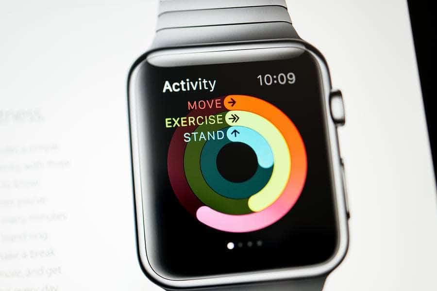 Apple Watch Computers Website With Apple Watch Activity App