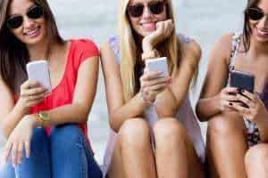 4th of July weekend launches season of mobile devices