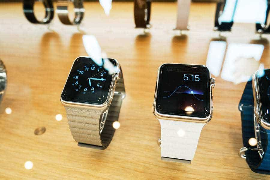 Apple Watch smartwatch Close-up Details wearable technology growth