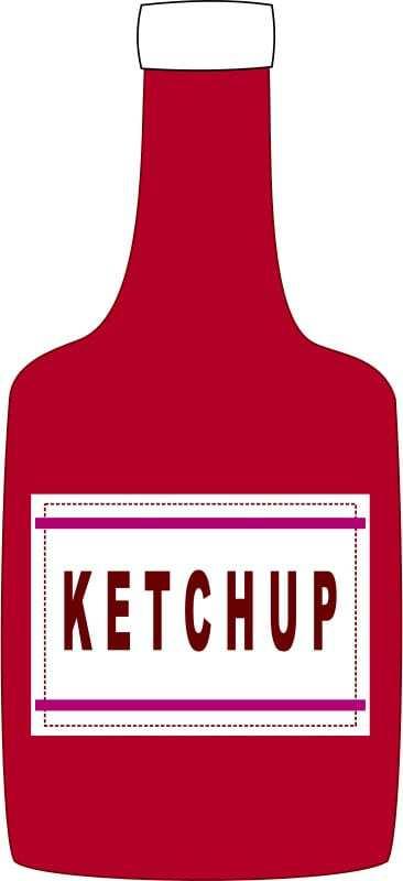 ketchup qr codes