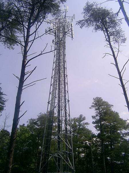 cell tower mobile technology