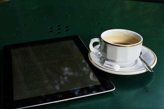 Authors are using mobile tech to engage readers