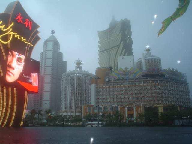 Macau tourism qr codes