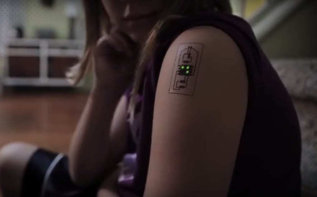 chaotic moon tech tats wearable technology