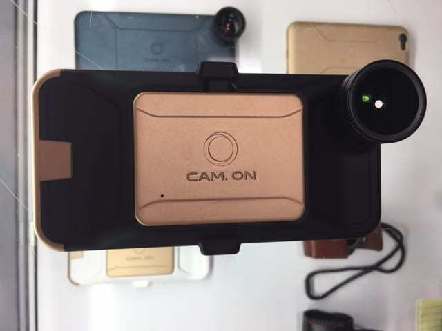 CAM ON mobile technology camera photography smartphone