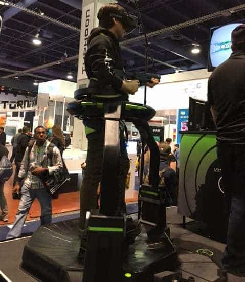 CES 2016: Virtual gaming practically stole the show