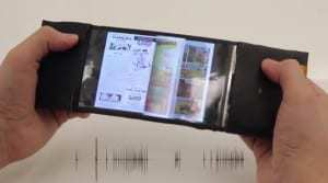 World's first practical, bendable smartphone created by Canadian researchers