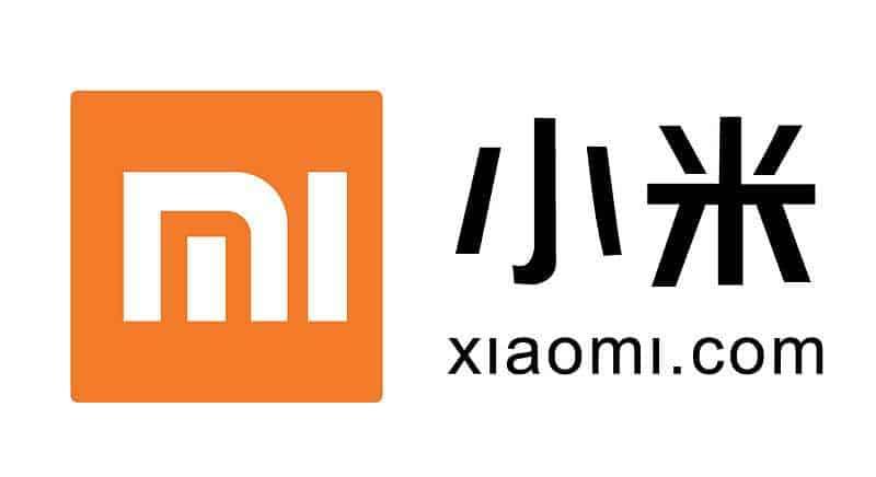 Xiaomi logo mobile phones