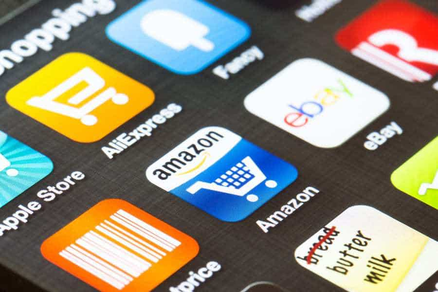In App Transactions shopping amazon