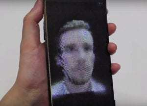 Researchers unveil flexible 3D smartphone called ReFlex