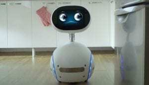 Asus Zenbo robot unveiled for home use