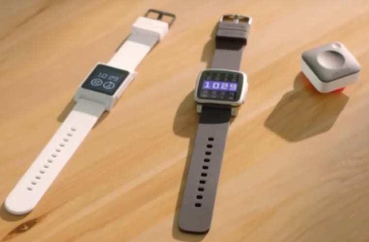 Pebble Core - Pebble smartwatch wearable technology