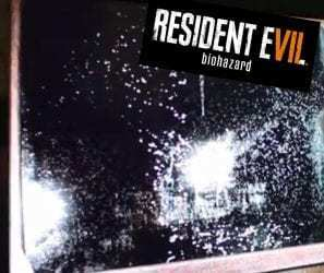 Resident Evil 7 QR code may offer more clues