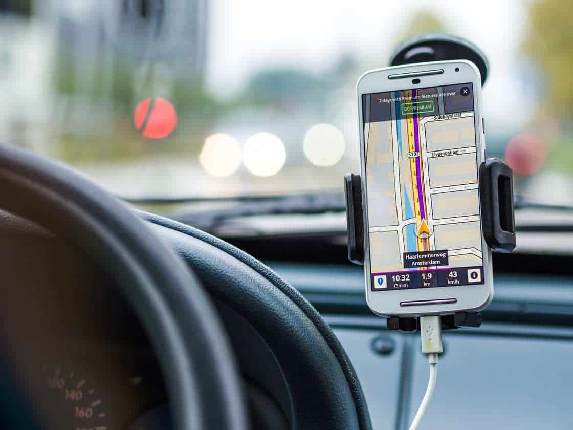 Uber security - driver car GPS