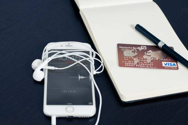 visa mobile payment security iphone