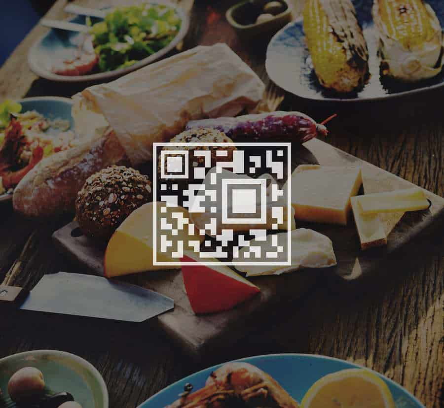 Liquid Pay QR code