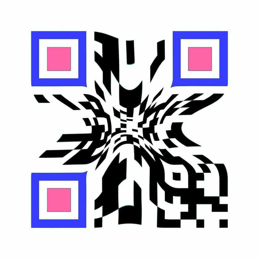 retail 3d QR codes